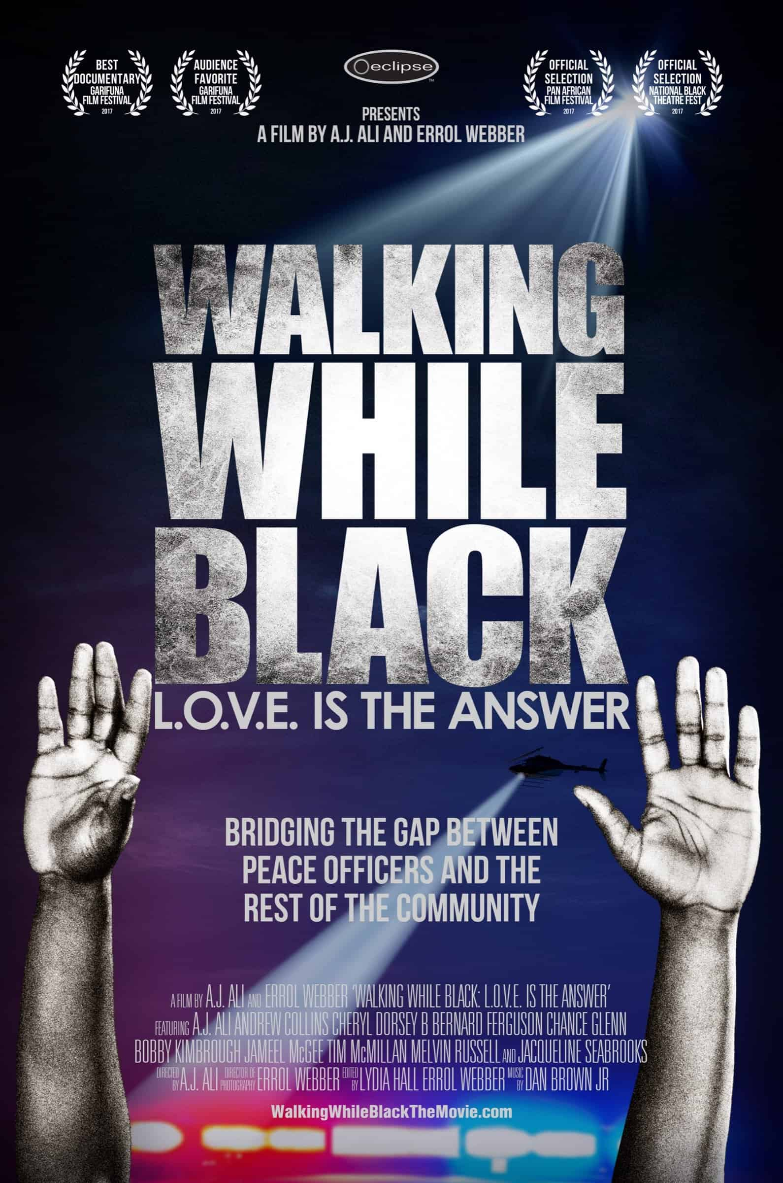 Walking While Black: L.O.V.E is the Answer