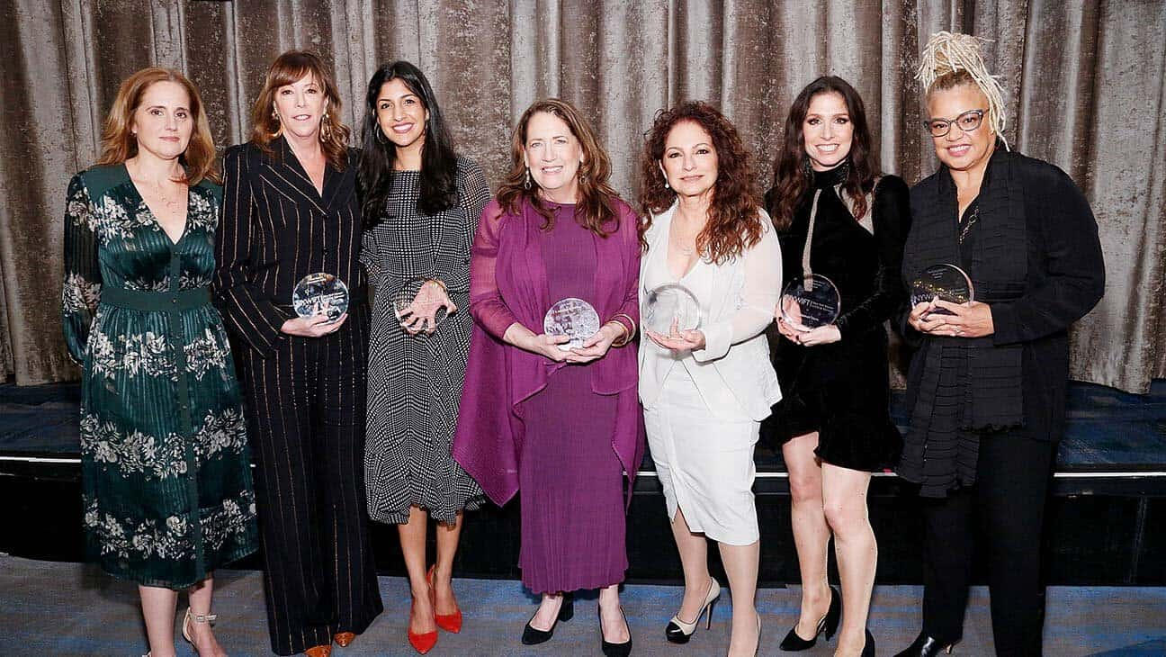 WOMEN RISE AT NYWIFT'S 40TH MUSE AWARDS