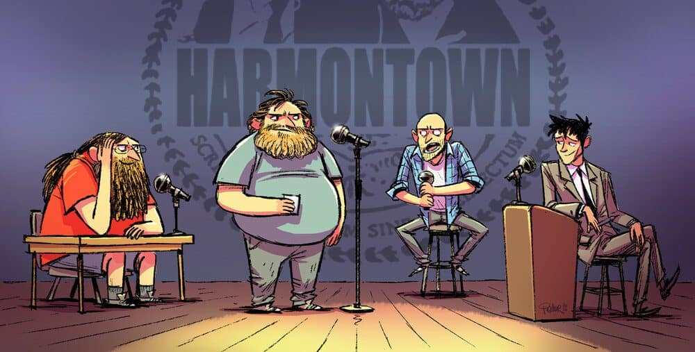 """Farewell to Harmontown: The End of """"Rick and Morty""""Co-Creator's Provocative Podcast"""
