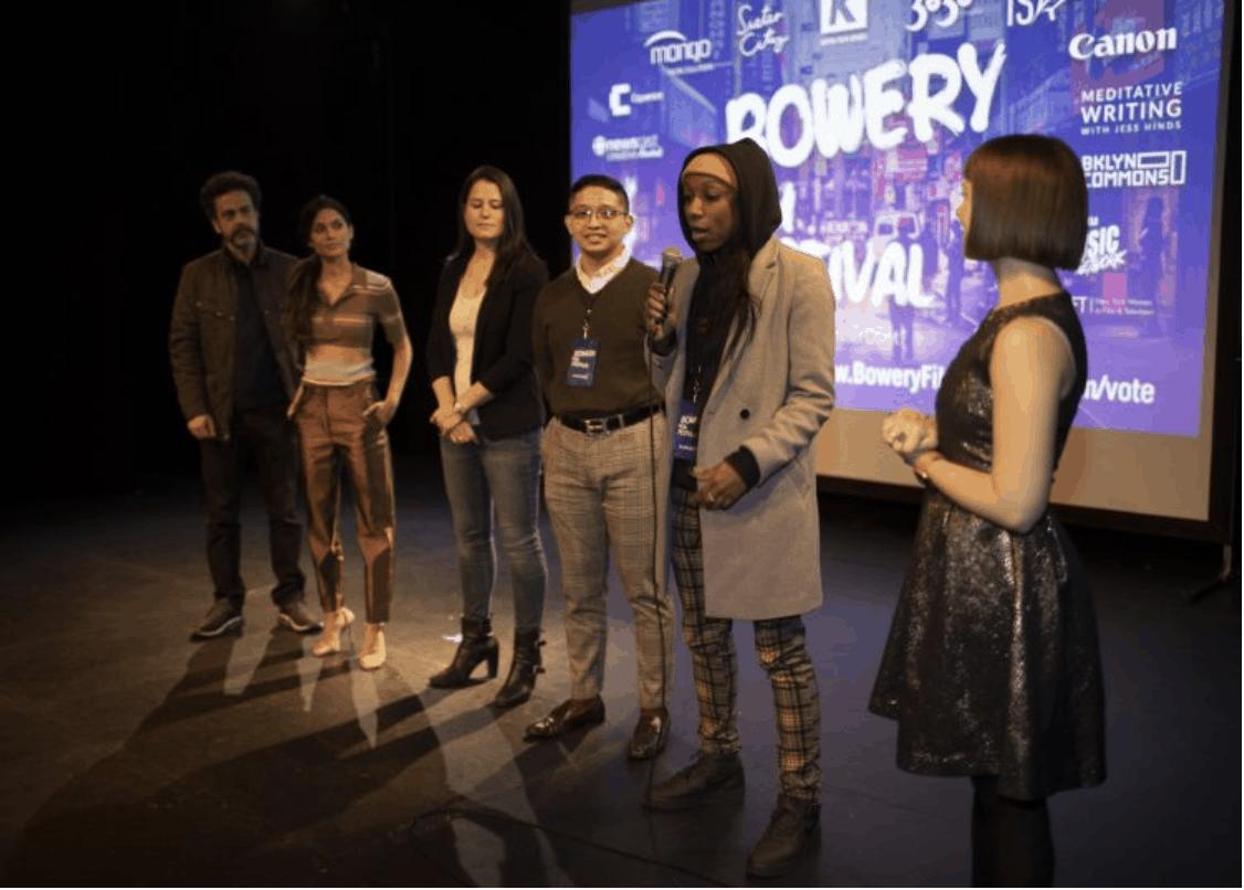 """Wild Projectz"" Closes Fall 2019 Bowery Film Festival"