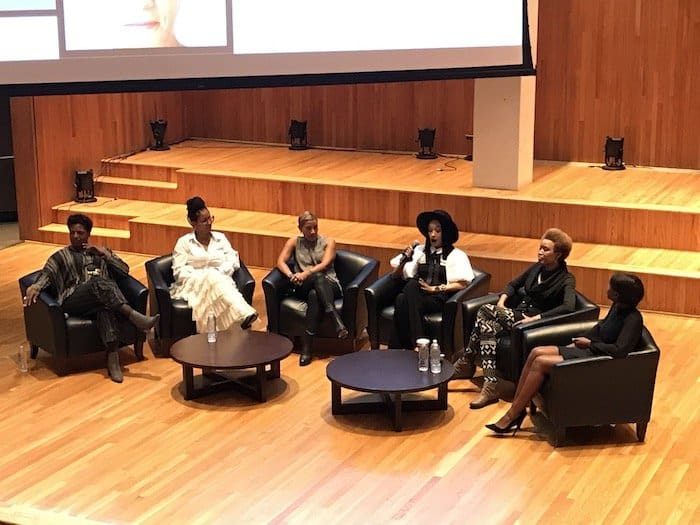 Discussing Gentrification and Fashion in Harlem at FIT