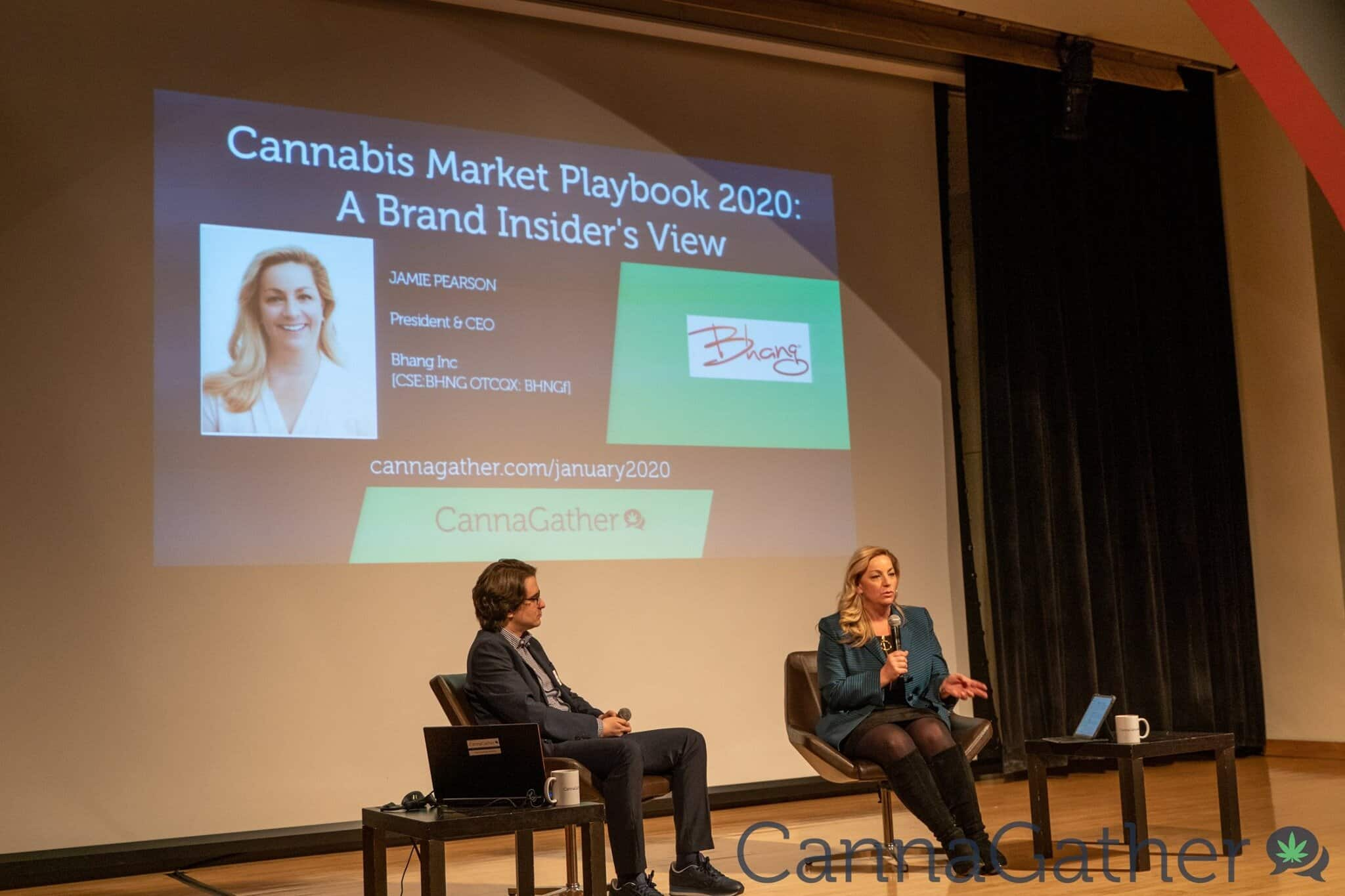 Cannabis Brand Executives Project 2020 Industry Trends at CannaGather NY