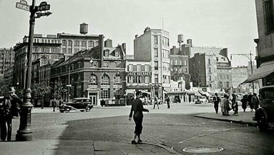 Long Before the Hippies: Bohemian Americana in Greenwich Village After WW II