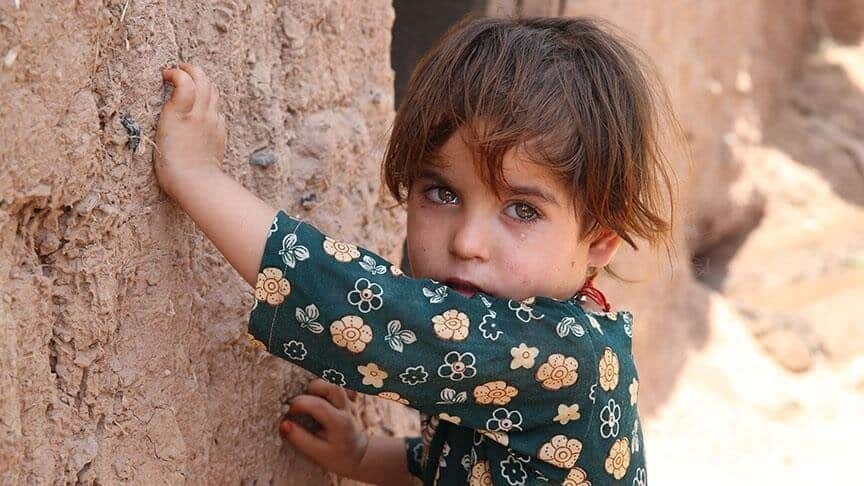 How Much for a Little Afghani Girl?
