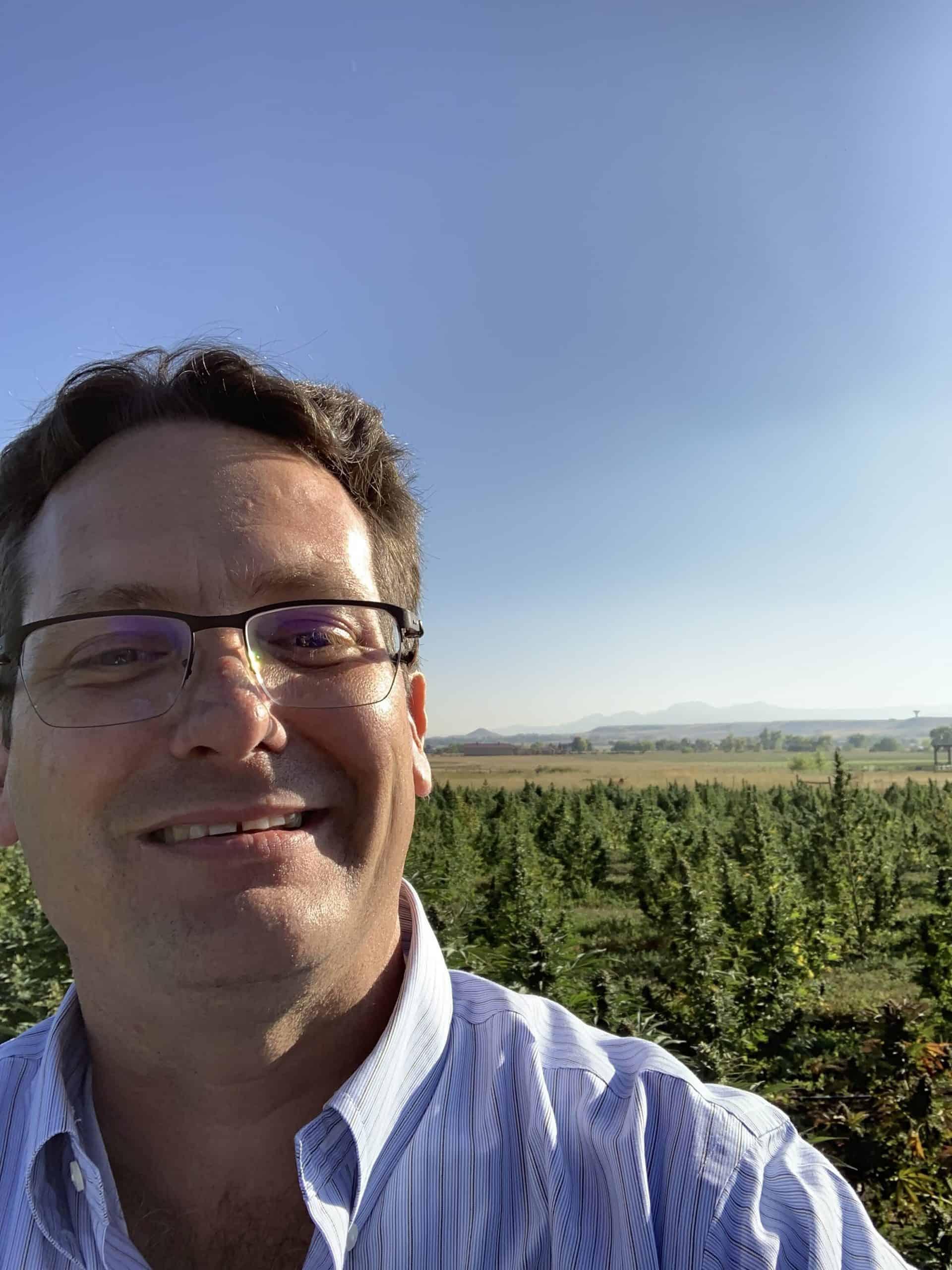 A LEGAL LABYRINTH: FRANK ROBISON NAVIGATES HEMP REGULATION