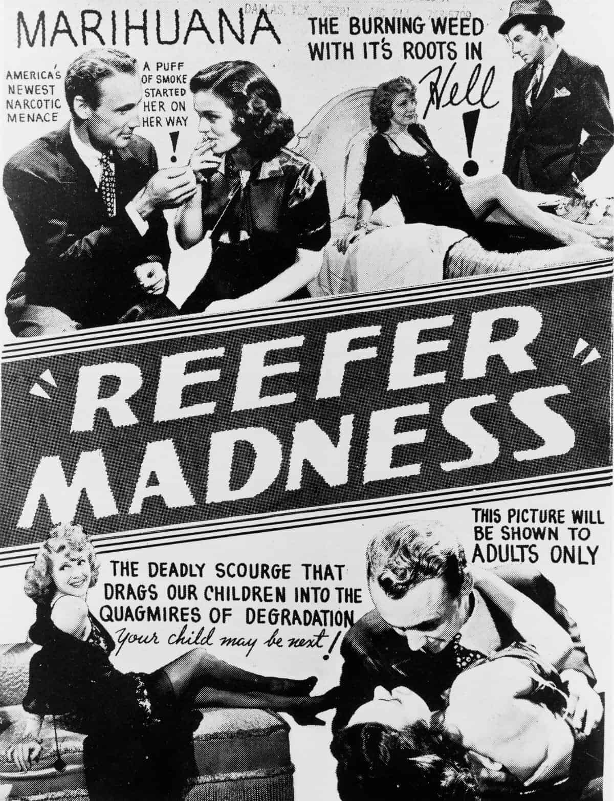 The Media Spread Reefer Madness; Now It Can Spread The Truth