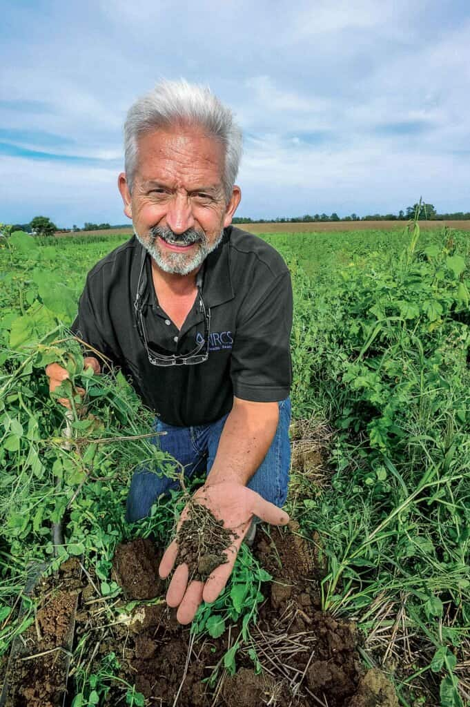 THE SOIL GUY:AN INTERVIEW WITH RAY ARCHULETA