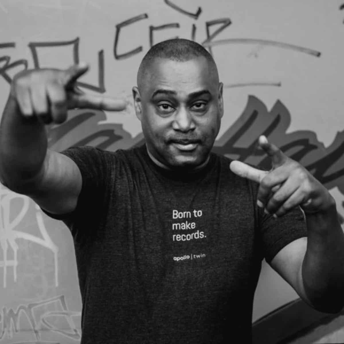 Detroit deep house legend, Mike Huckaby has passed away