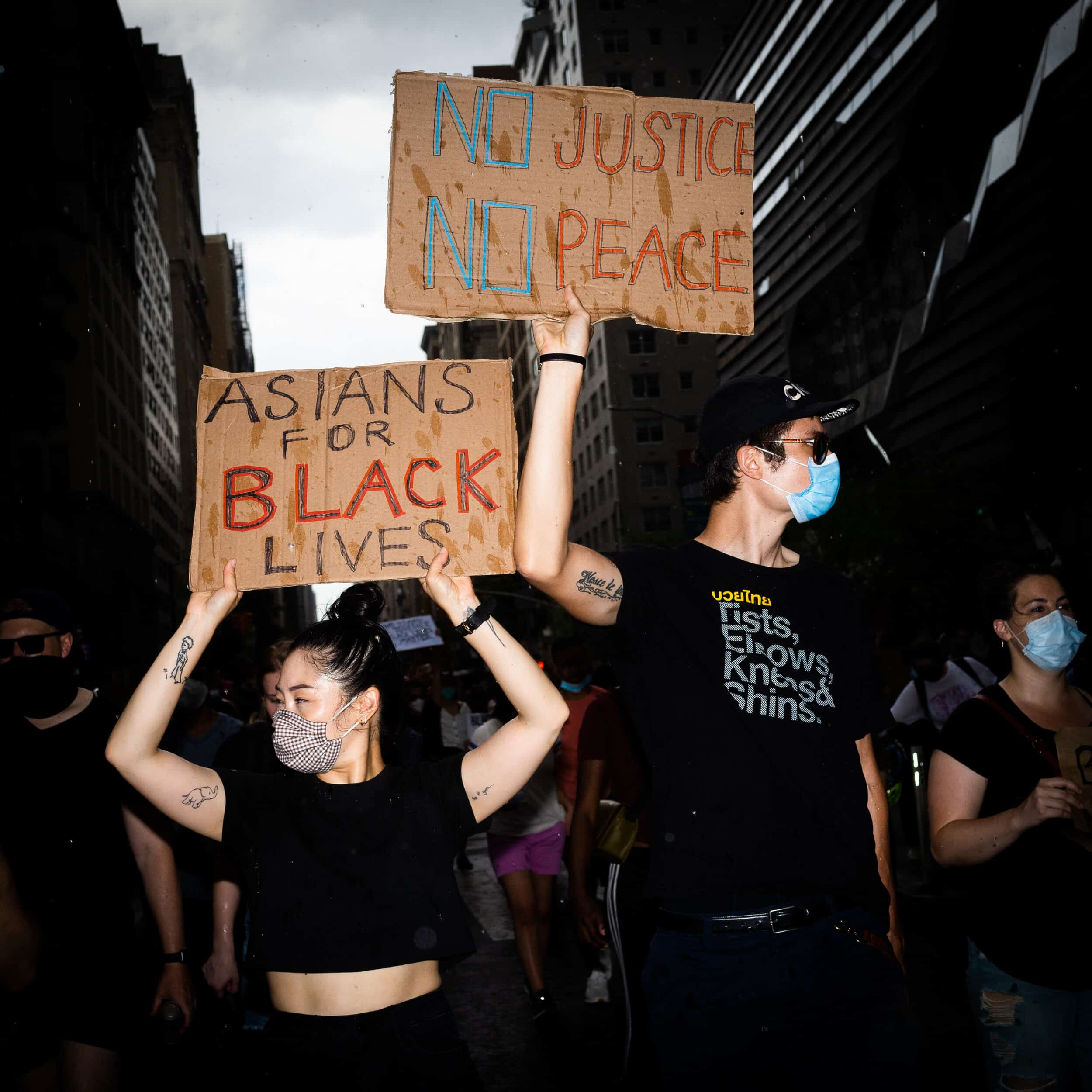 Asian Americans and the Black Community: How the Model Minority Myth Keeps us Divided