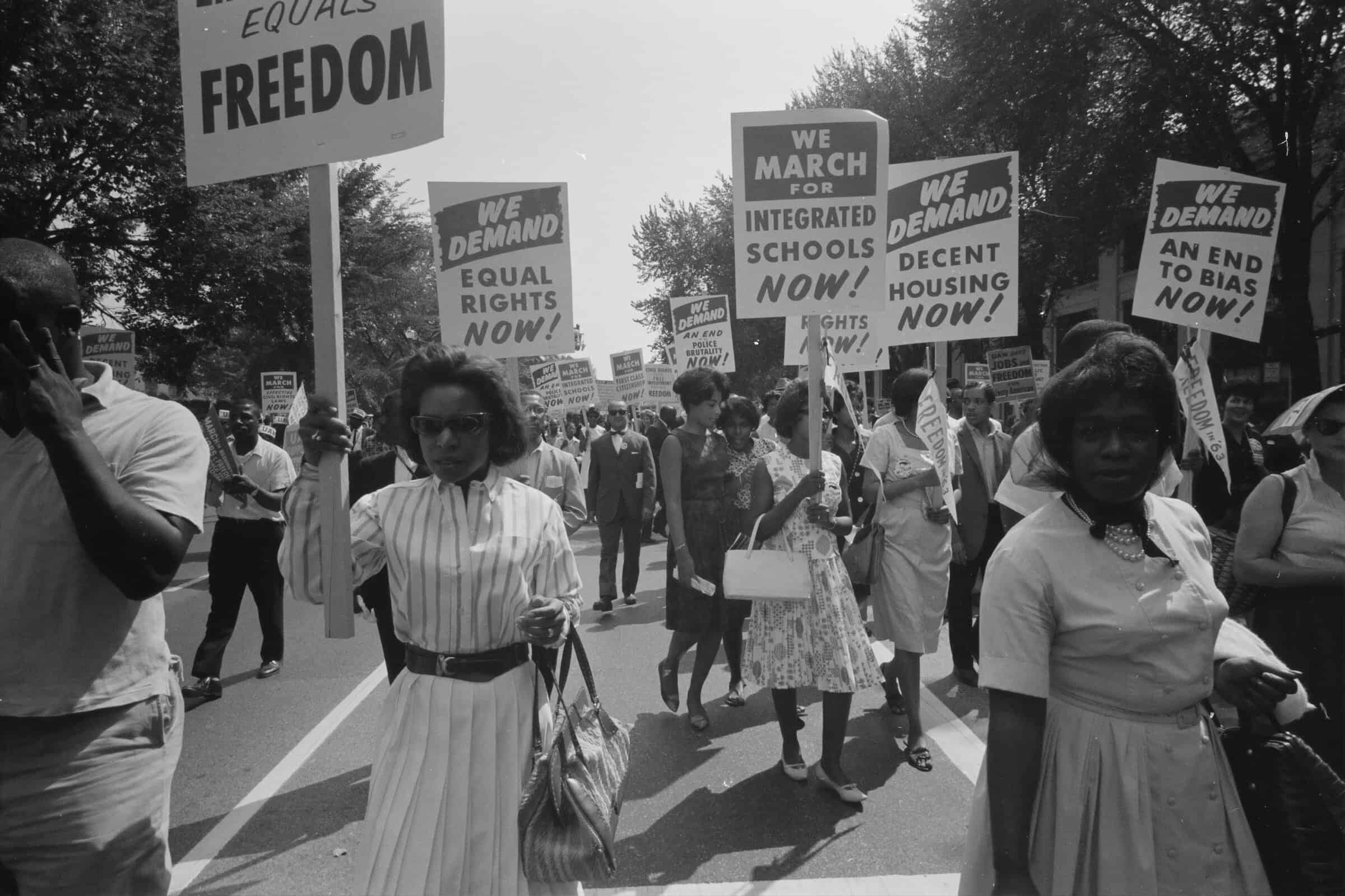 How History Whitewashed The Civil Rights Movement: The Fight For Equality is Messy