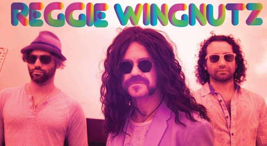 Reggie Wingnutz (center) and bandmates. All photos (C) Sam C. Long.