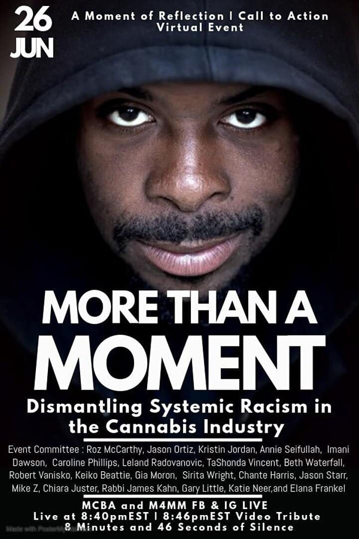 More Than a Moment: Dismantling Systemic Racism in the Cannabis Industry