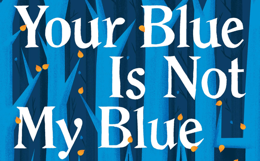 Your Blue is Not My Blue: An Interview with Author Aspen Matis
