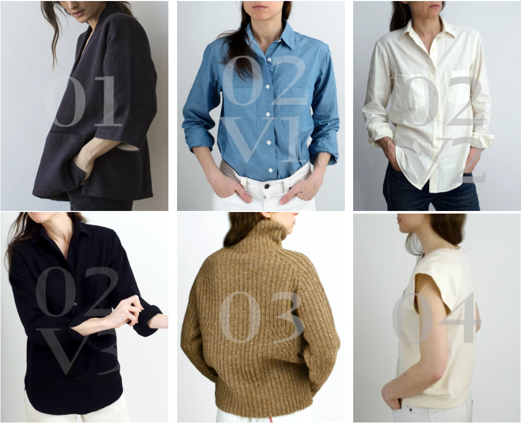 FOUR: Revolutionizing Fashion and Sustainability, Four Pieces at a Time