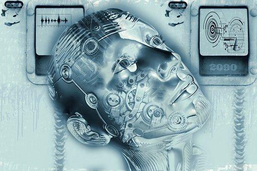 GPT-3 OpenAI GPT 3 Cyborg Woman