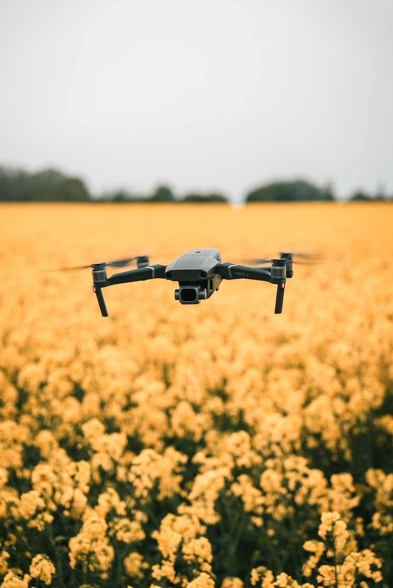 Game of Drones: How Drones are Transforming the Commercial Sectors