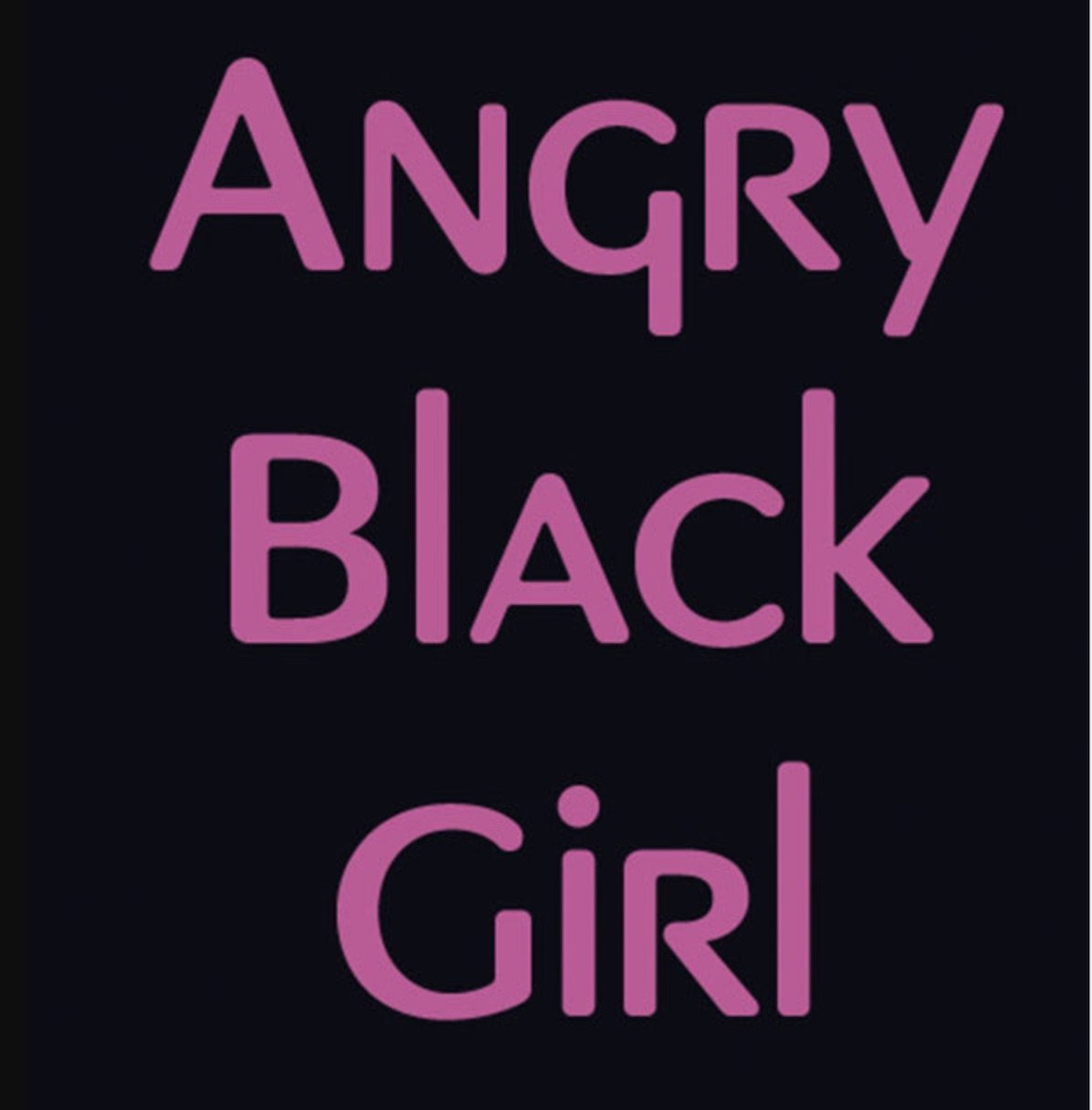 Elexus Jionde's 'Angry Black Girl' Holds a Magnifying Glass Up to American History