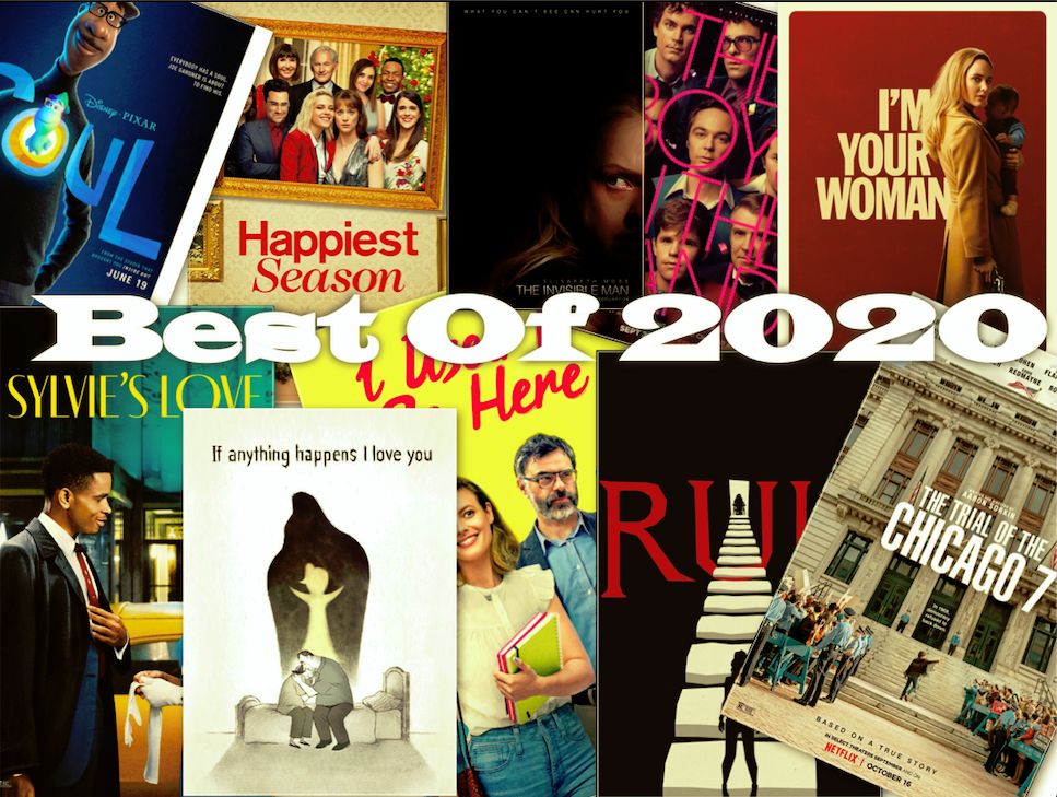 This Year's Wrap Up: The Best Movies of 2020