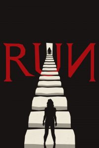 The movie poster for Run.