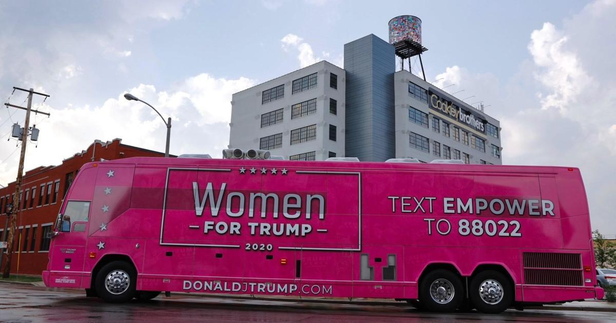 2020 Election: The Women Who Voted For Trump