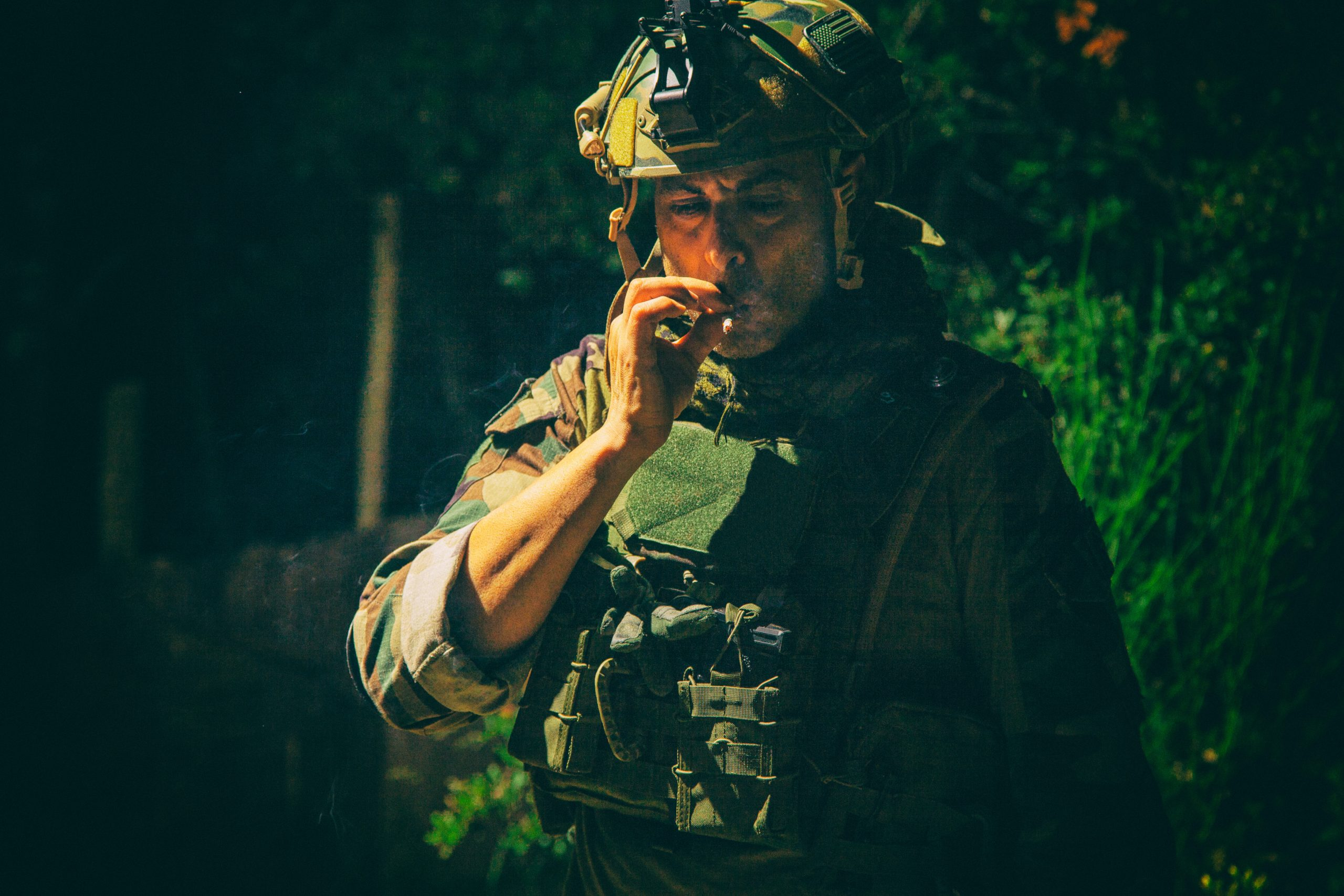 Cannabis a Therapeutic Lifeline for Veterans with PTSD