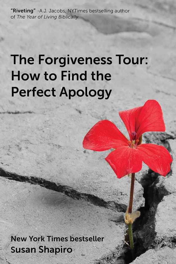 An Interview with Susan Shapiro On New Book The Forgiveness Tour