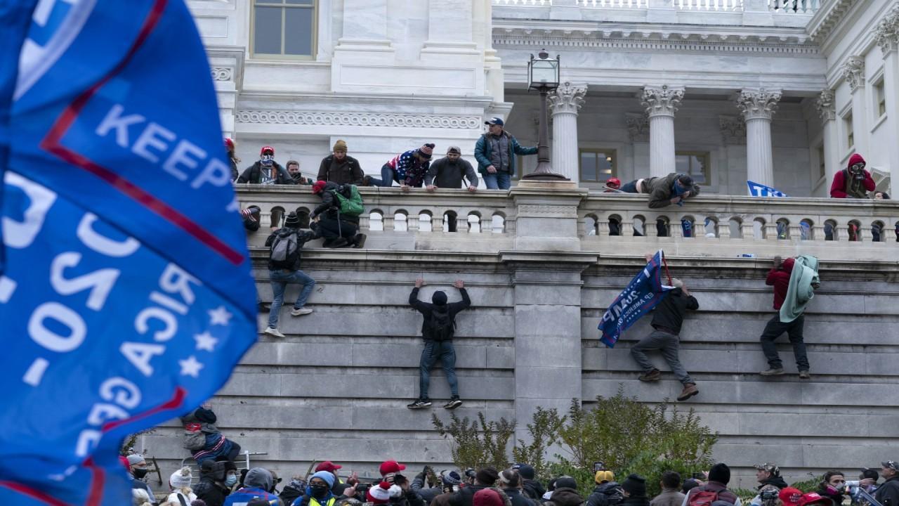 Georgia Senate Runoff Brings Democrats to Power in Senate as Trump Supporters Violently Storm Capitol Building