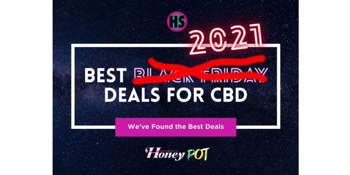 2021's Best CBD Deals