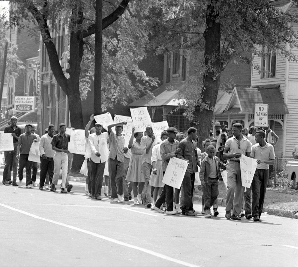 Children's March in Birmingham, Alabama 1963