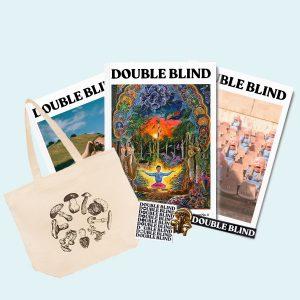 psychedelics, doubleblind, magazine