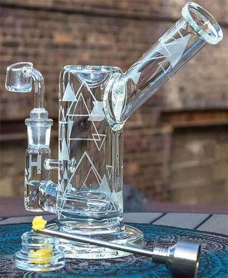 dap rig water bong