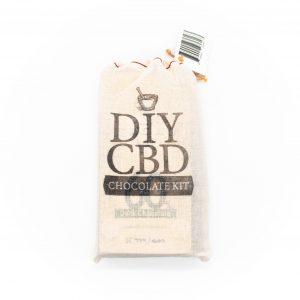 Lock and Key Remedies DIY CBD chocolate making kit