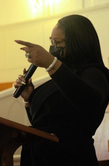 Dr. Coralanne Griffith-Hunte