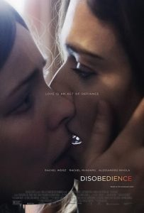 Disobedience movie