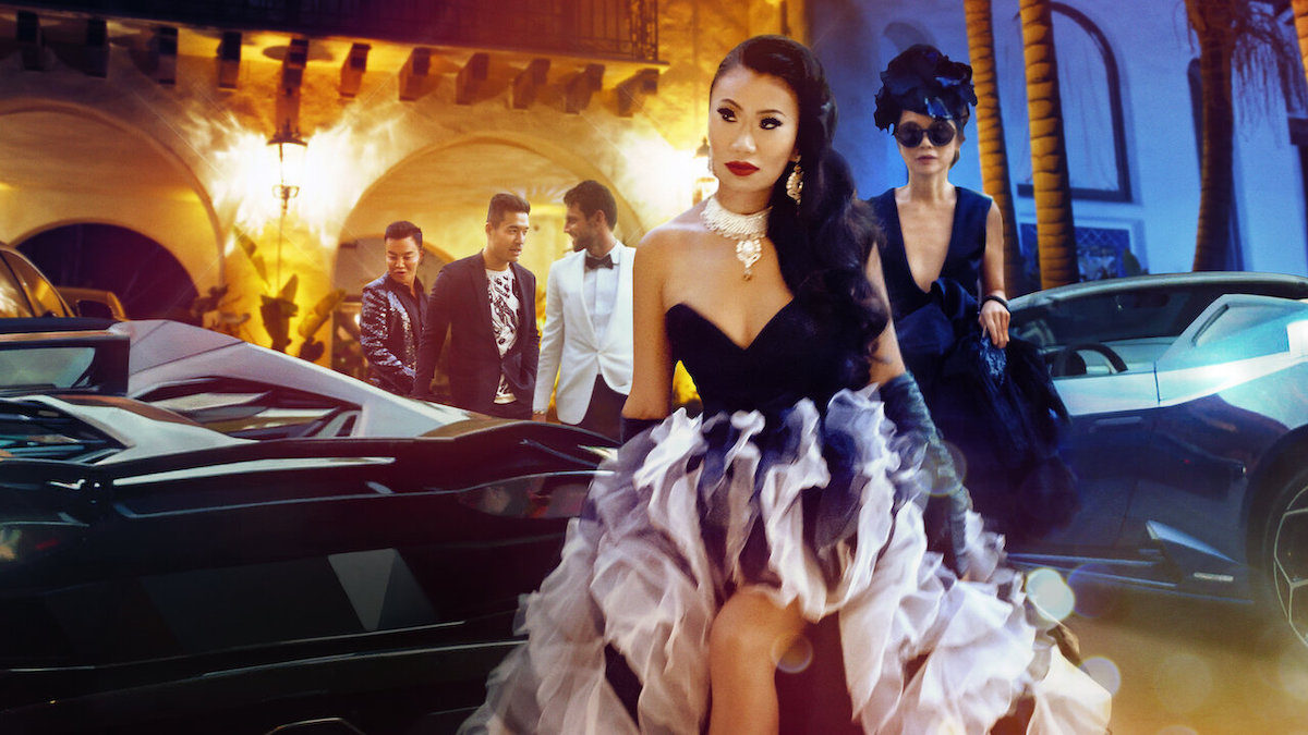"""Culture, Couture, and Catty Competition: """"Bling Empire"""" Series Review"""
