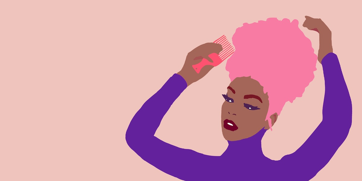 What the Gorilla Glue Faux Pas Tells Us About Defiance and Innovation in Black Hairdressing