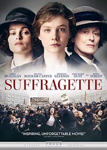 suffragette film poster
