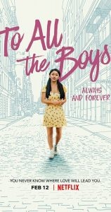 to all the boys I've loved forever and always movie