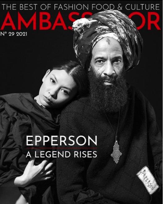 Ambassador Magazine COVER
