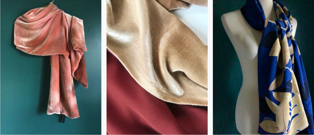 Rory Worby Scarves