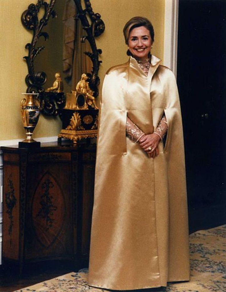 Hillary Clinton Inaugural Ball 1992