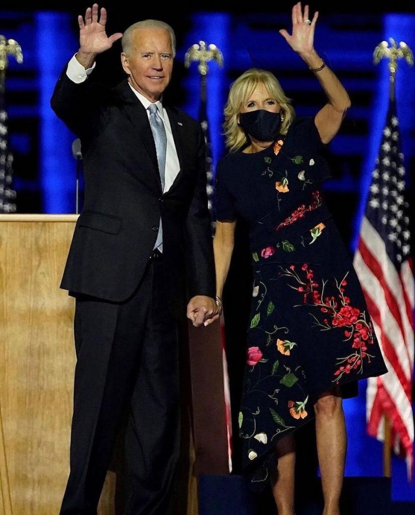 Dr. Jill Biden Joe Biden