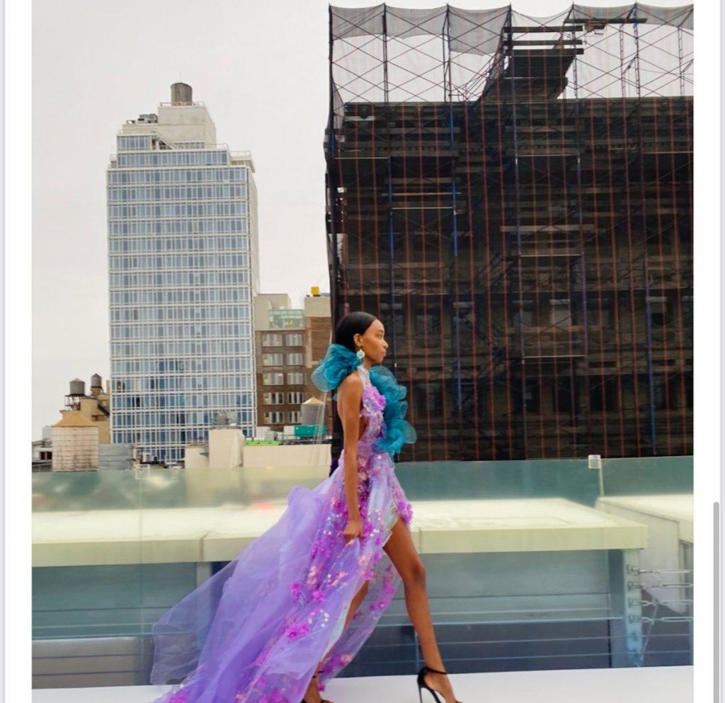 new york fashion week 2020 FLYING SOLO