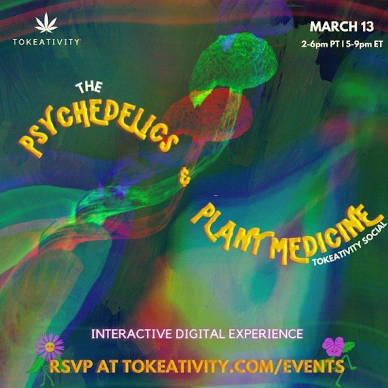 Tokeativity: A Recap Of The Empowering Women's Plant Medicine Event