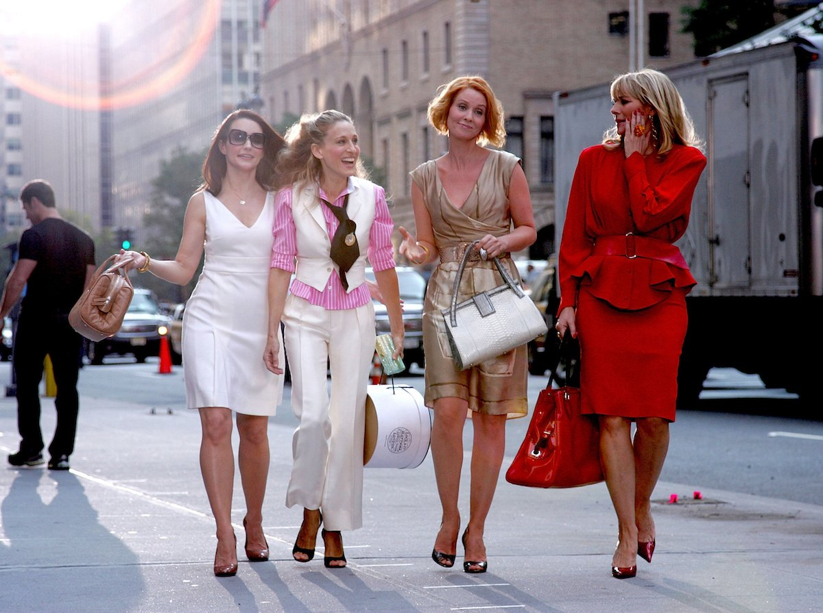 """On Samantha's Absence From """"Sex and the City"""" Reboot: The Rumored Feud, Sex Positivity, and Cultural Relevance"""