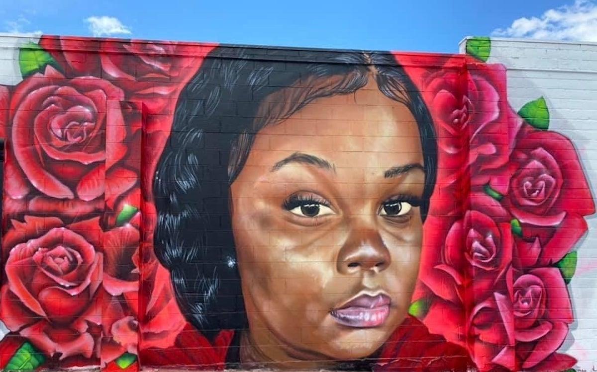 Upper East Side for Black Lives Matter Holds Vigil For Breonna Taylor