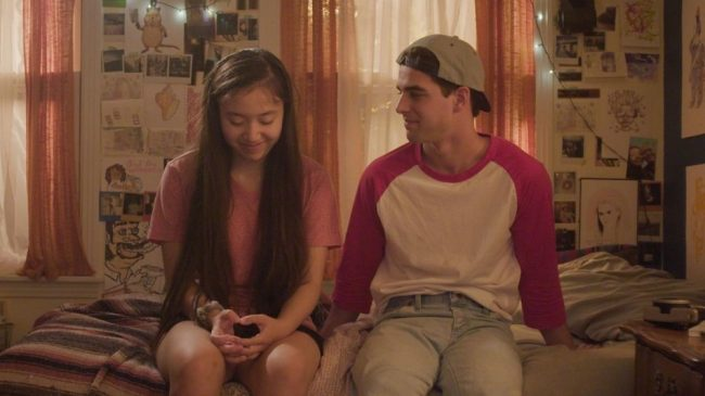 Inbetween Girl Tells a Refreshingly Honest High School Coming-of-Age Story