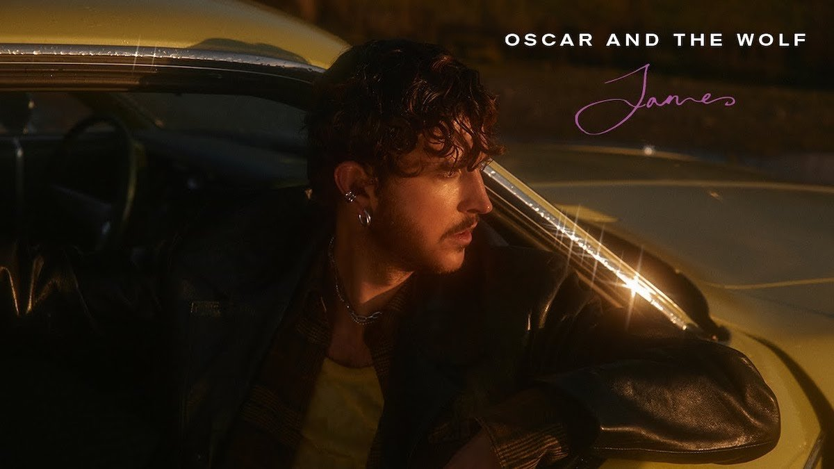 """Oscar and the Wolf Releases First Single in Three Years With """"James"""""""