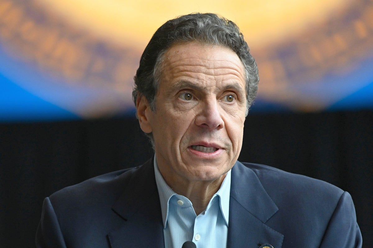 The Sexual Harassment Allegations Against Cuomo