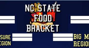 NC State Food Bracket
